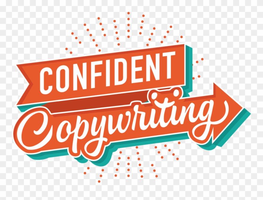 Confident Copywriting Logo Full Colour.