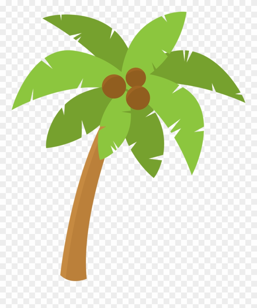 Palm Tree Clipart Luau.