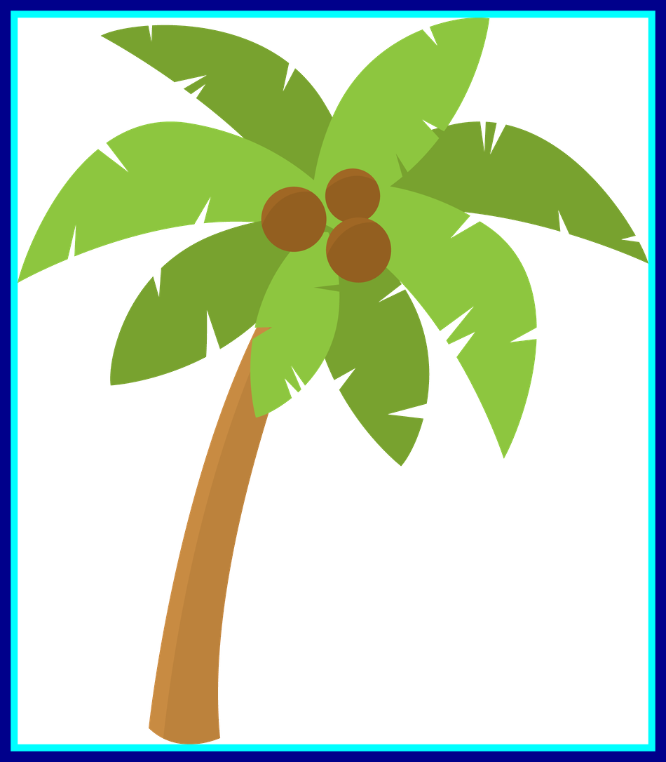 HD Coconut Clipart Crazy.