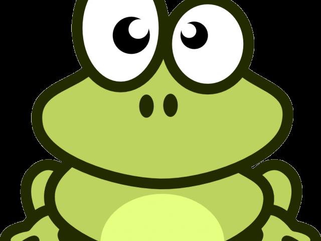 HD Green Frog Clipart Coqui Frog.