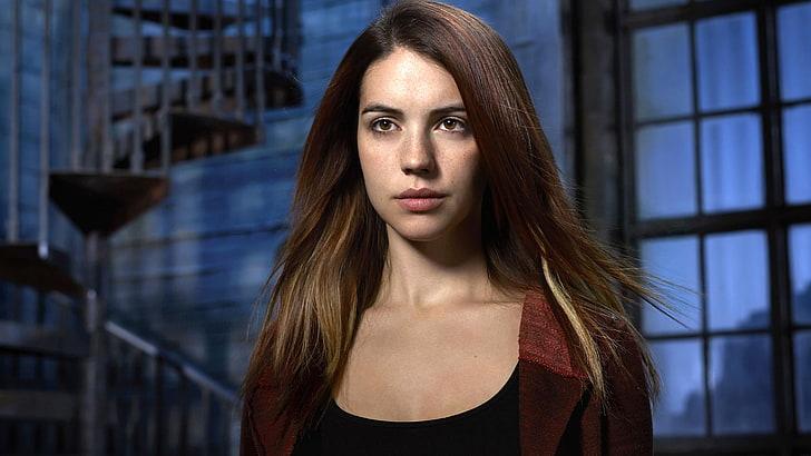 HD wallpaper: Cora Hale, Teen Wolf, Adelaide Kane.