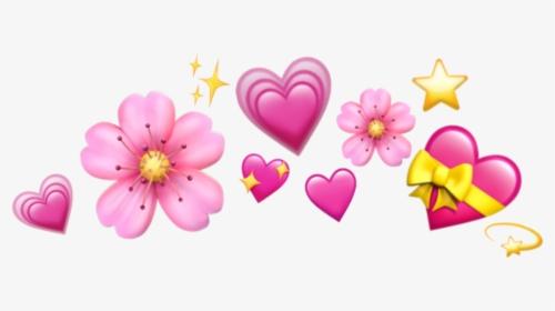 crown #dudahmt #tumblr #coração #heart #emoji #rosa.