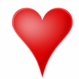 Small Red Heart PNG Images.