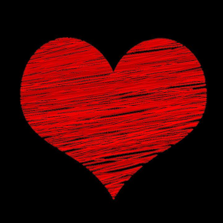 Coração Amor Desenho.