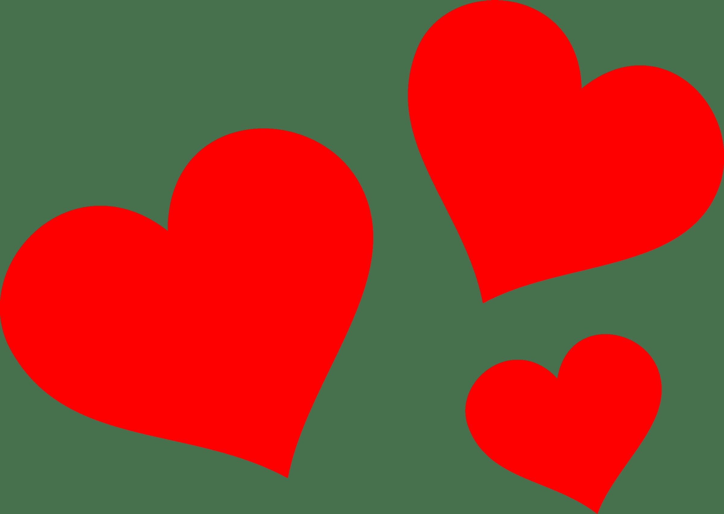 Coração PNG [Fundo Transparente].