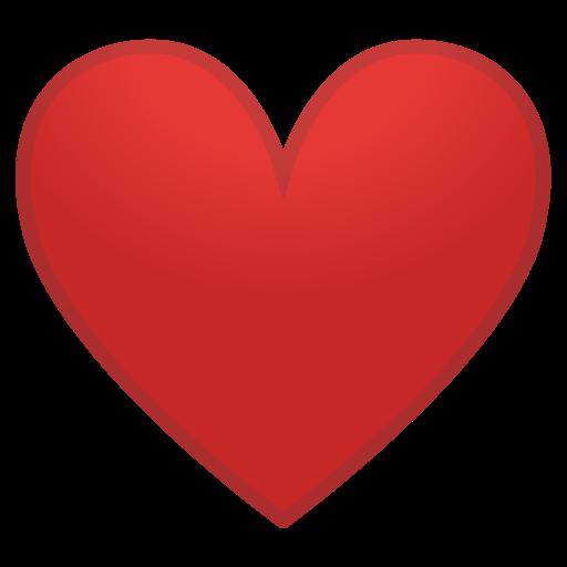 ❤️ Red Heart Emoji.