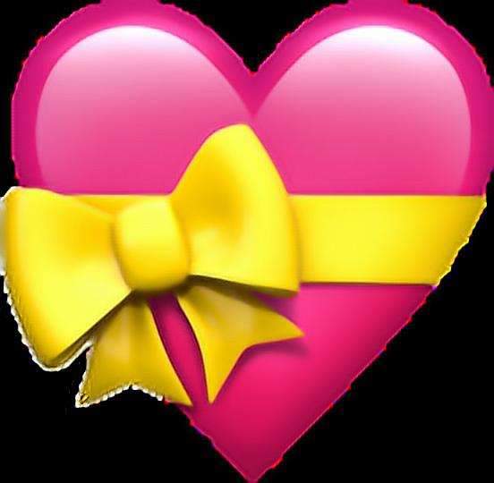 HD #emoji #coração #png.