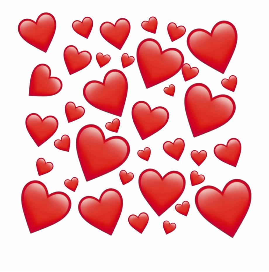 heart #coração #vermelho #red #emoji #emoticon #heartred.