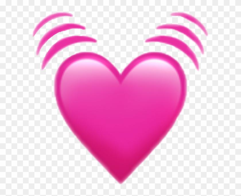 Emoji Coração Png.