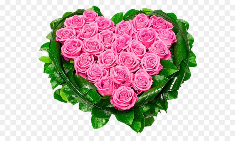 Rose Coração cor.