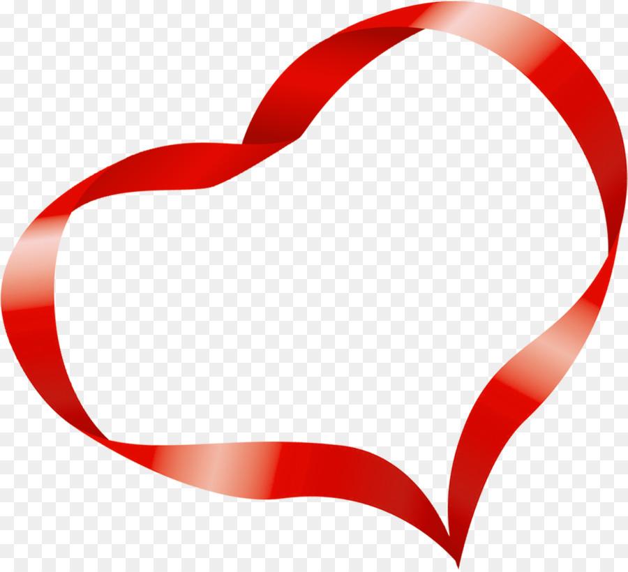 Faixa De Opções, Coração, Vermelho.