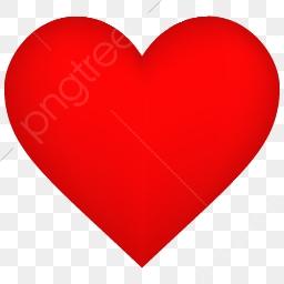 Coração Vermelho, O Dia Dos Namorados, Em Forma De Coração, Vector.