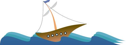 Coracle Stock Illustrations.