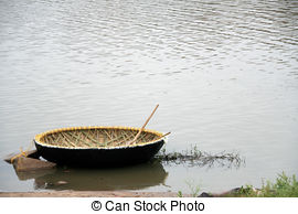 Coracle clipart #18