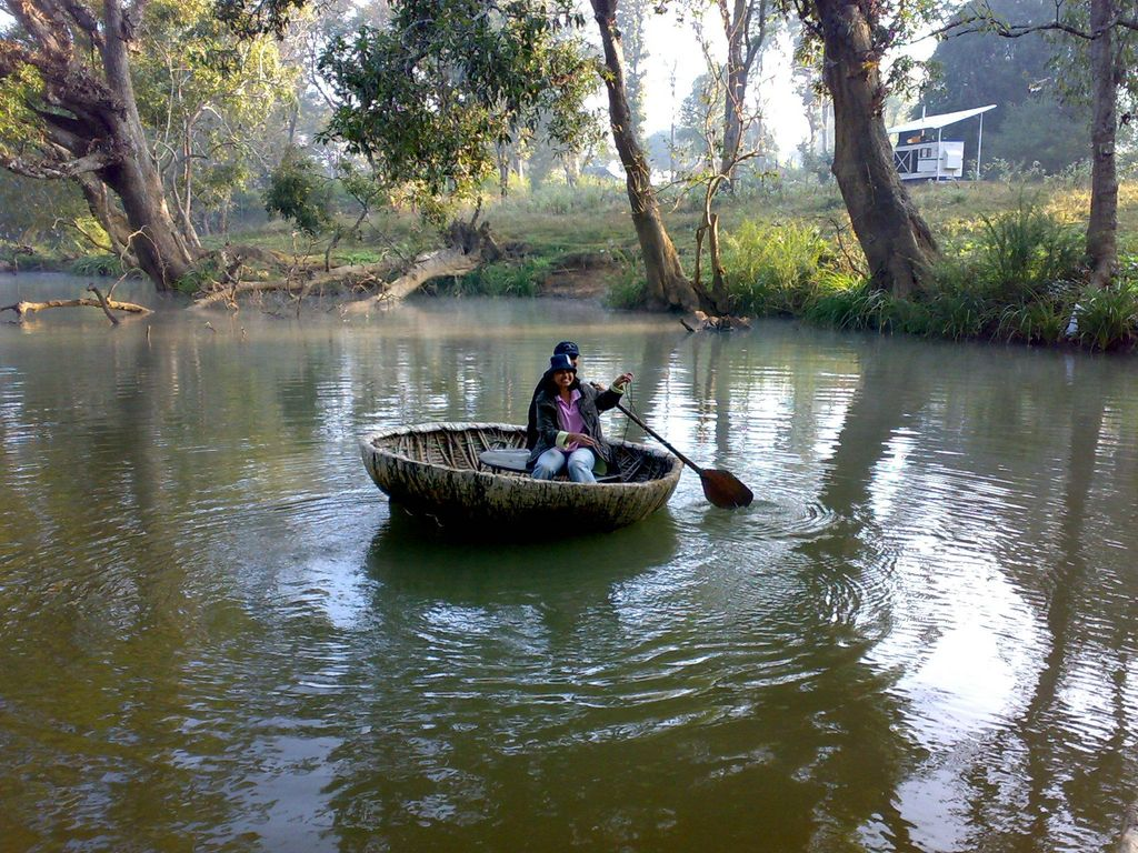 Coracle.