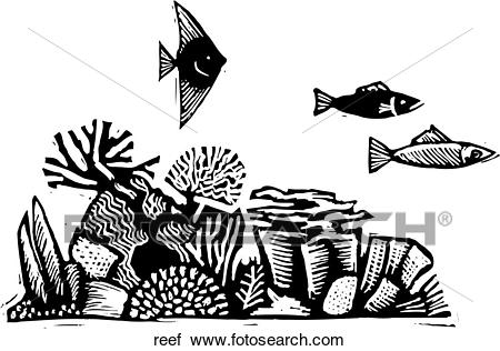 Coral Reef Clipart.