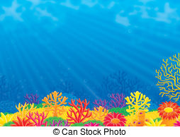 Coral reef Clipart and Stock Illustrations. 4,588 Coral reef.