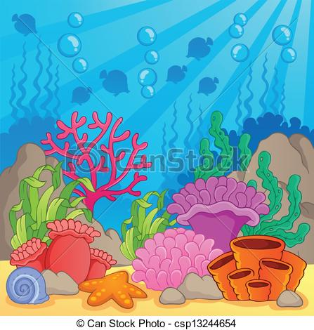 Coral Reef Clipart & Coral Reef Clip Art Images.
