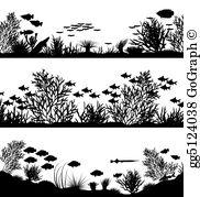 Coral Reef Clip Art.