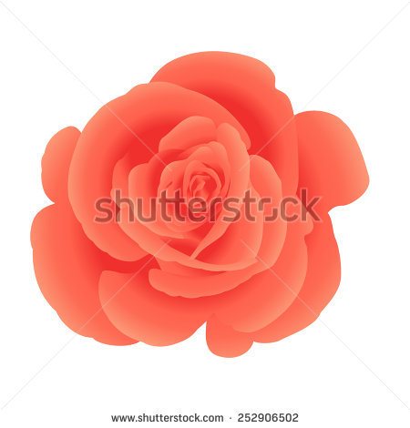 Coral Flower Background Stock Images, Royalty.