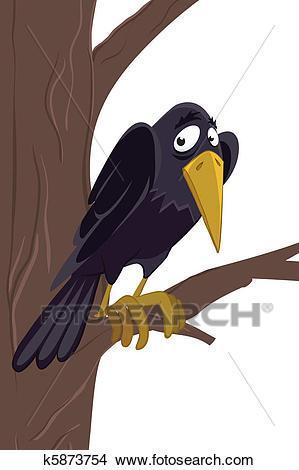 Clipart corbeau » Clipart Portal.