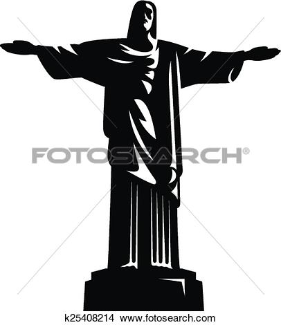 Corcovado Clip Art Illustrations. 143 corcovado clipart EPS vector.