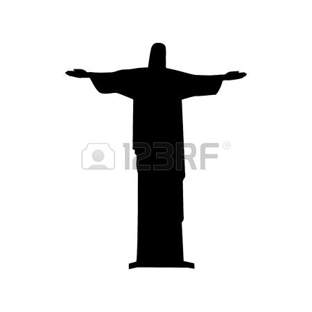 52 Cristo Corcovado Stock Vector Illustration And Royalty Free.