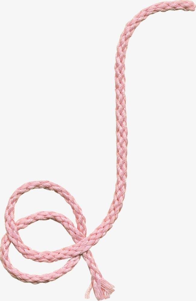 Download Free png Rope, Rope Clipart, Pink, Cord PNG Image and.