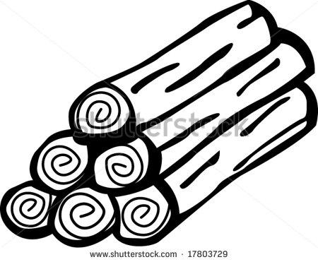 Cordwood Stock Vectors & Vector Clip Art.