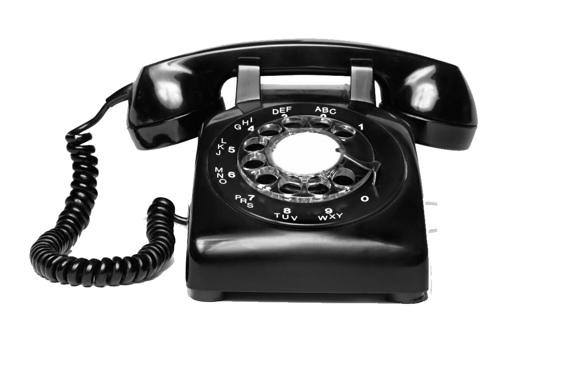 Telephone PNG Transparent Images.