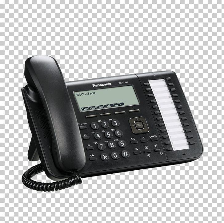 Telephone VoIP Phone Session Initiation Protocol Panasonic SIP Phone.
