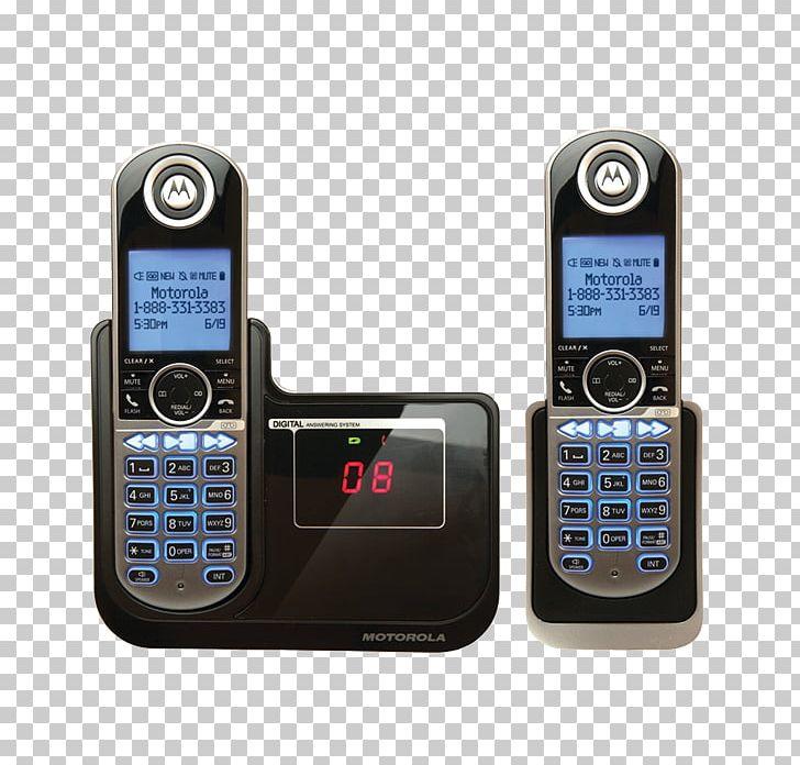 Digital Enhanced Cordless Telecommunications Cordless Telephone.