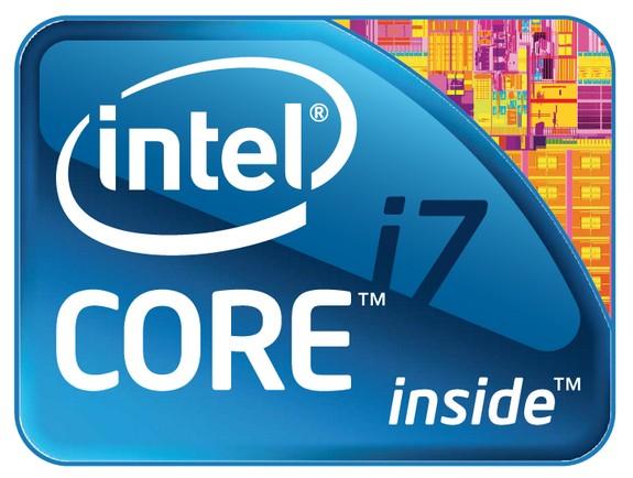 Intel core i7 clipart.