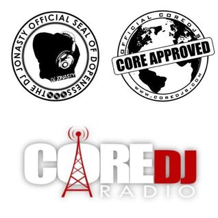 CORE DJ RADIO shows.