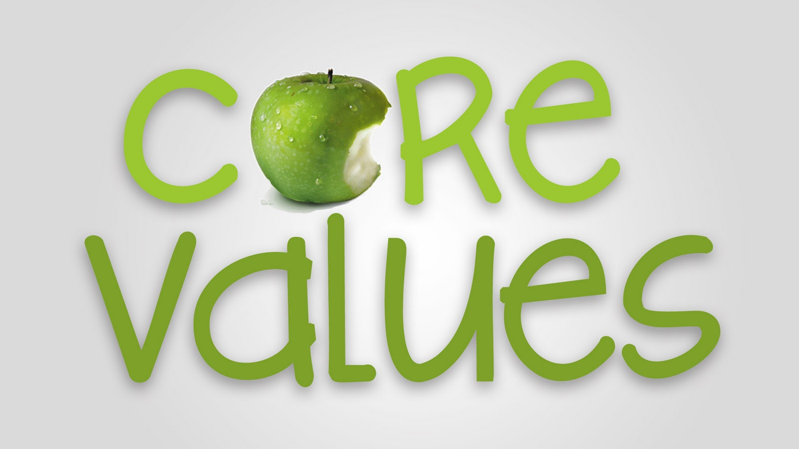 Core Values and Methods.