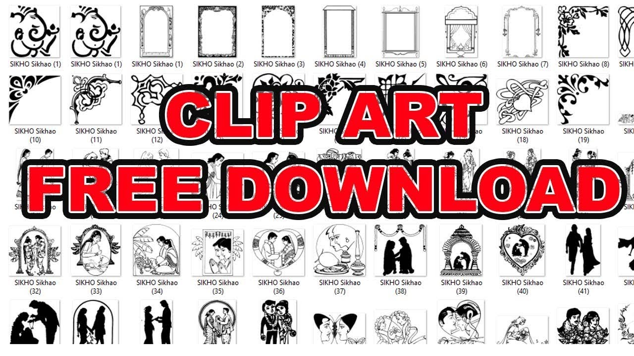Clip art Download.