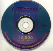 Corel Gallery 10000 Cliparts for Win31 : Free Download.