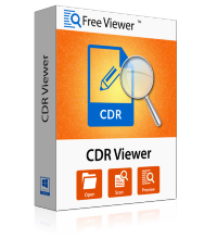 FreeViewer CDR Viewer Tool.