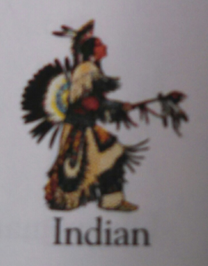 I need an Indian clipart from CorelDraw 9.