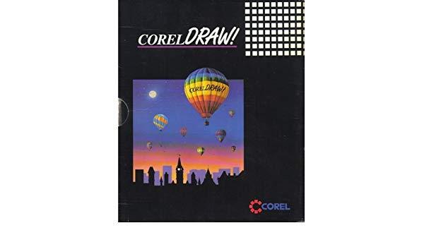 Corel Draw 4.0 Boxed Set.