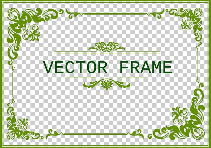 Template Green CorelDRAW PNG, Clipart, Border, Border Frame.