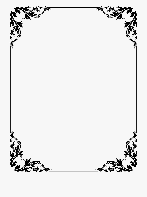 Flourishes Clipart Corel Draw.