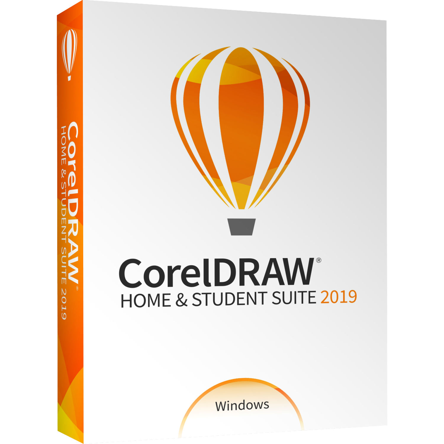 CorelDRAW Home & Student Suite 2019 (Boxed).