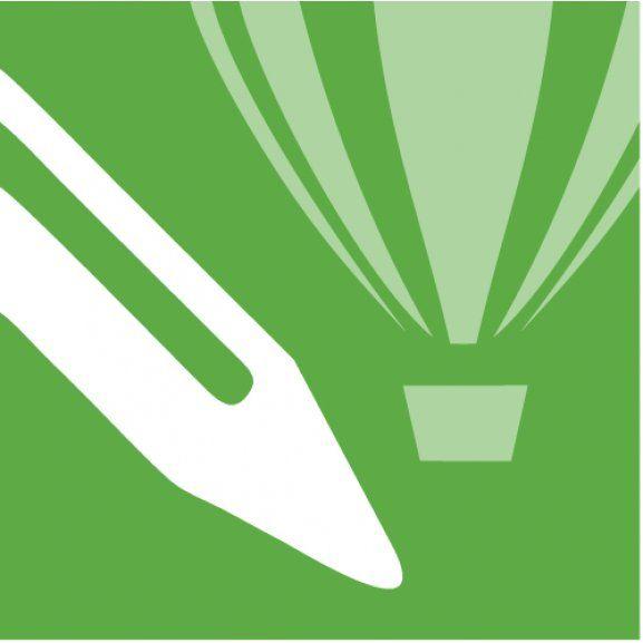 شعار CorelDRAW X7.