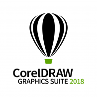 CorelDRAW 2018.