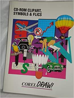 Corel Draw! Clipart for CorelDraw 3.0, Clipart, Symbols & Flics.
