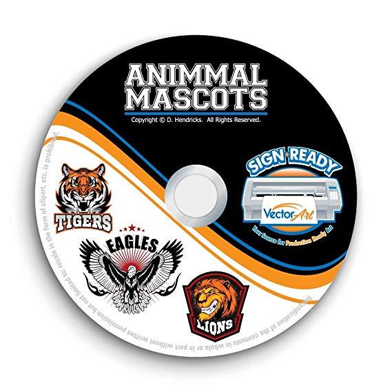 Amazon.com: Animal Sports Mascot Clipart.