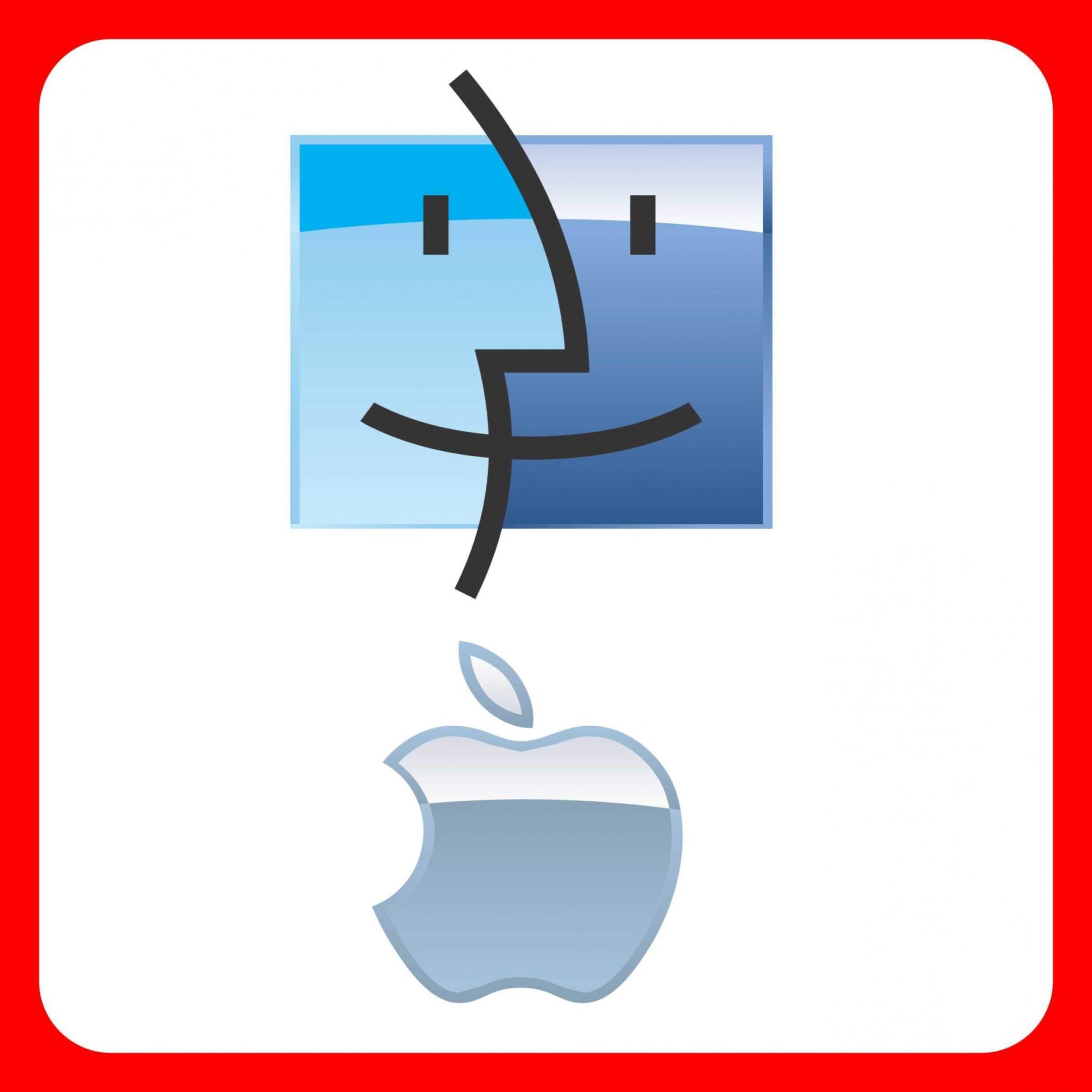 Apple Logo Cdr File Coreldraw X.