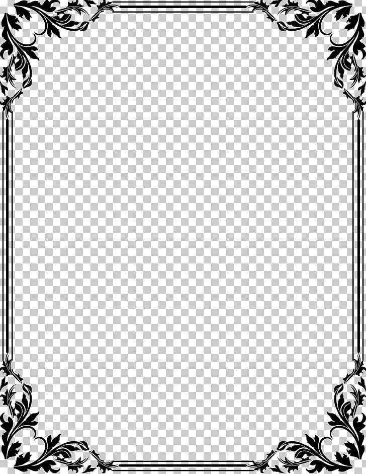 CorelDRAW Frames PNG, Clipart, Area, Art, Black, Black And White.
