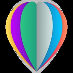 CorelDRAW Viewer for Mac.